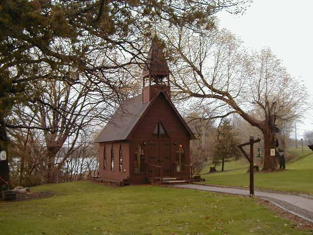 Barthel Wedding - trinity chapel